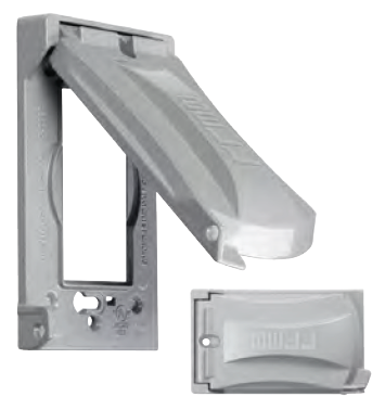 BELL WEATHERPROOF BOXES, COVERS AND LIGHTING
